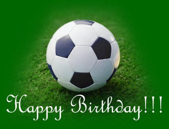 Поздравление с днем рождения фанату футбольному 269